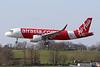 """F-WWIQ Airbus A320-251N """"Airbus Industrie"""" c/n 10079 Toulouse-Blagnac/LFBO/TLS 19-02-21 """"AirAsia c/s"""""""