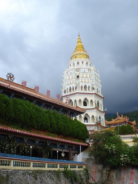 Kek Lok Si Temple Pagoda, Air Itam, Penang - Malaysia