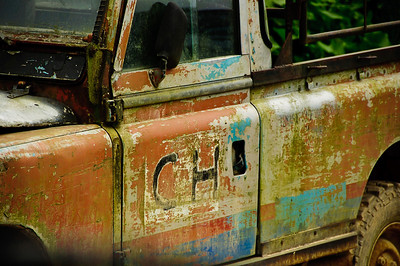 Cameron Highlands - truck