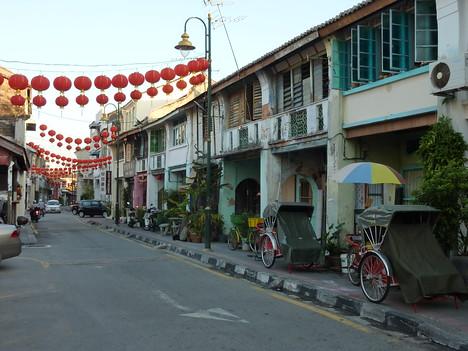 Armenian Street, Georgetown Penang - Malaysia