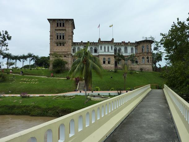 Kellies Castle, Perak - Malaysia