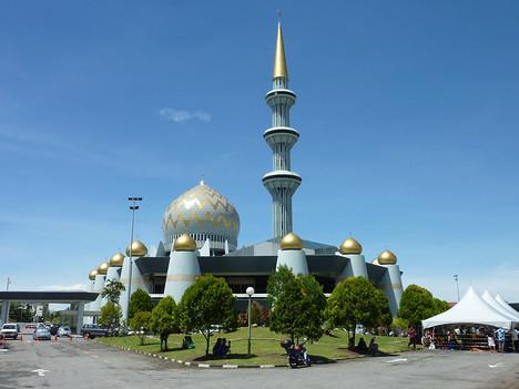 Sabah State Mosque, Kota Kinabalu - Malaysia