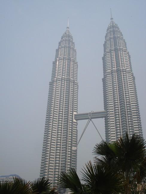 Petronas Towers, Kuala Lumpur - Malaysia