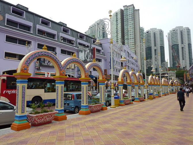Little India, Brickfields - Kuala Lumpur