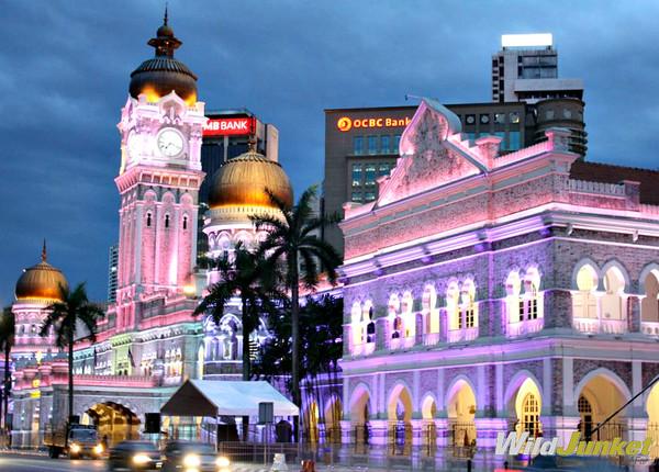 Why you should travel Malaysia - Kuala Lumpur