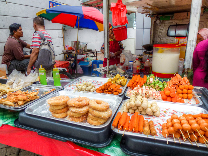 My Top 5 Best Cities For Street Food