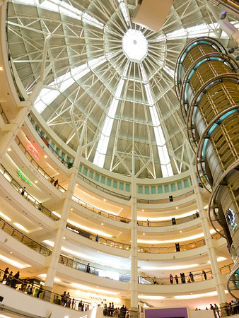 petronas towers shopping