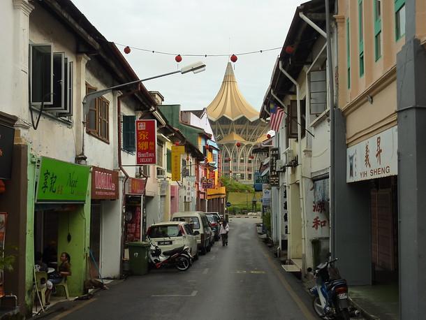 Old Town, Kuching Malaysia