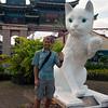 RTW Trip - Kuching, Malaysia