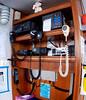 Ocean Rover nav-com equipment