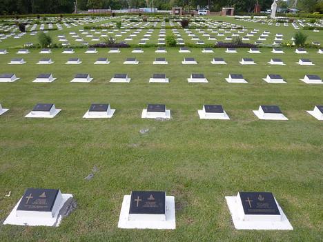 War Memorial, Pulau Labuan - Malaysia