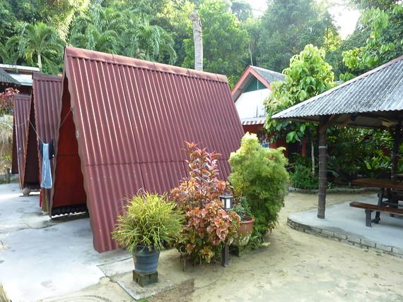 Camp Huts