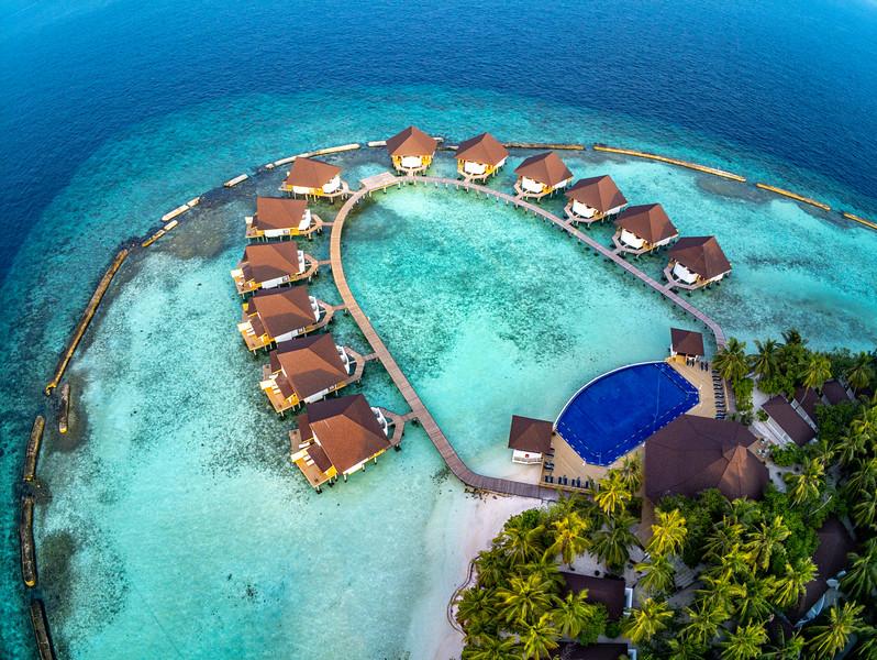 Cinnamon Ellaidhoo Resort, Maldives
