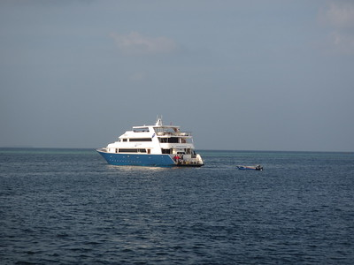MV/MY Blue Voyager