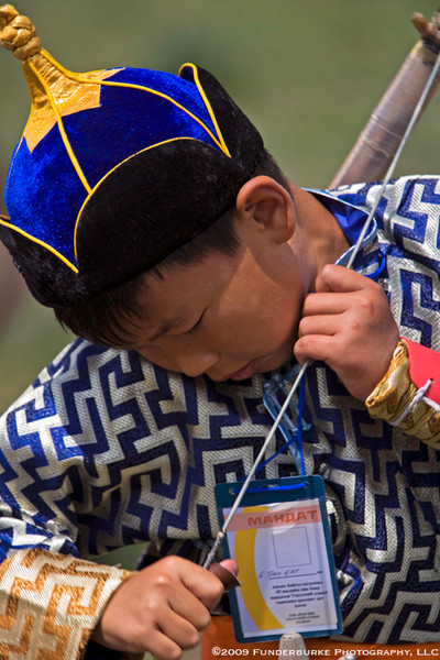 Young Archer 2 - Naadam Festival