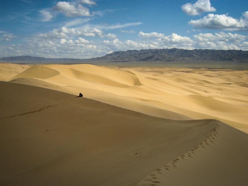 Khongoryn Els, Gobi desert