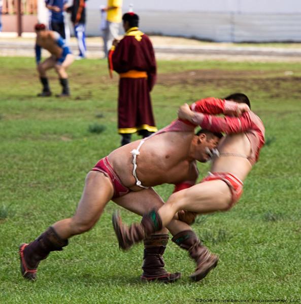 Takedown - Wrestling Event, Naadam Festival