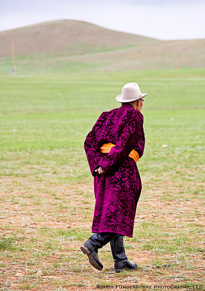 On the Steppe - Naadam Festival