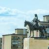 Equestian statues of Genghis Khan
