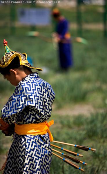 Archers - Naadam Festival
