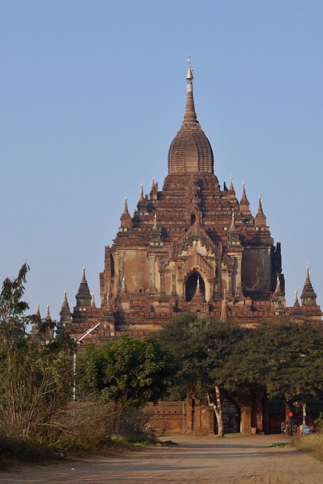 Htilominlo Temple in Bagan, Burma (Myanmar)