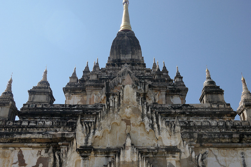 Gawdawpalin Temple in Bagan, Burma (Myanmar)
