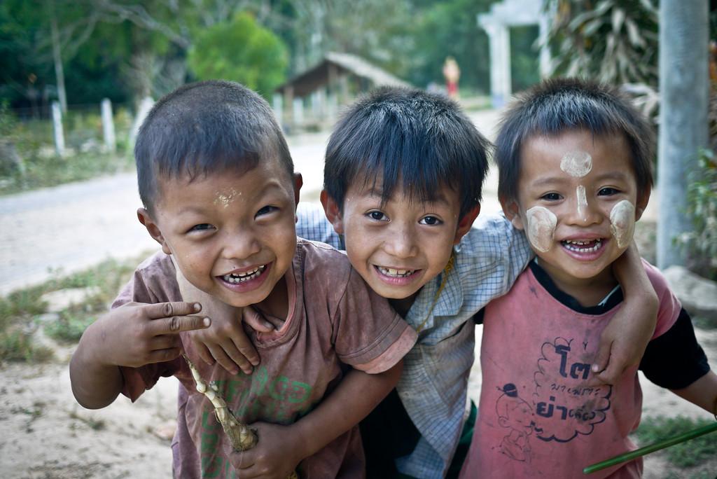 in Hpa-An, Burma.
