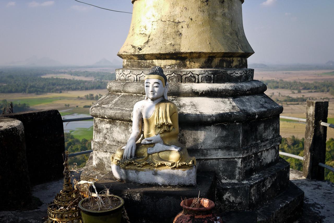 Rural Hpa-An, Burma.