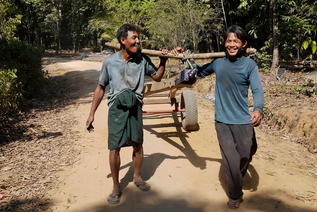 workers, myanmar