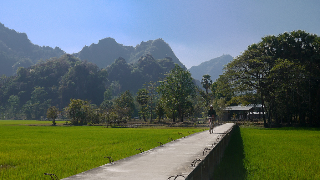 rural hpa-an burma
