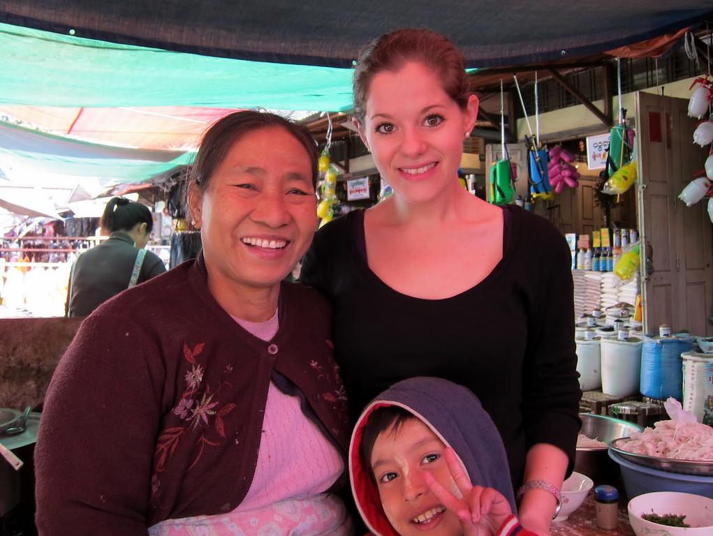 soup vendor in myanmar