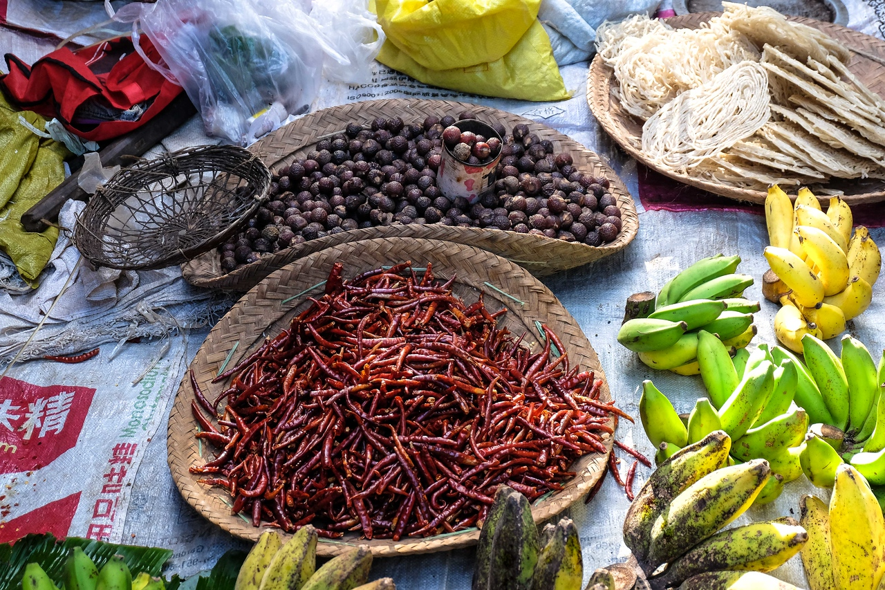 Spice and Fruit