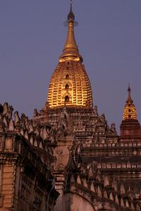 Ananda Pabto Temple; Bagan