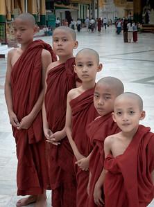 Swedegon Pagoda, Yangon