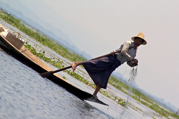 one-leg rowing