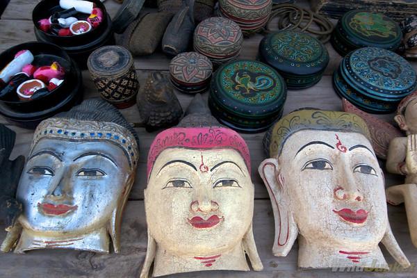 Buddhist antiques