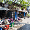The street is your living room if you live in Mandalay.