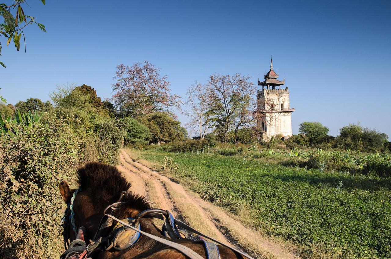 The Nanmyin, or Watchtower of Inwa.