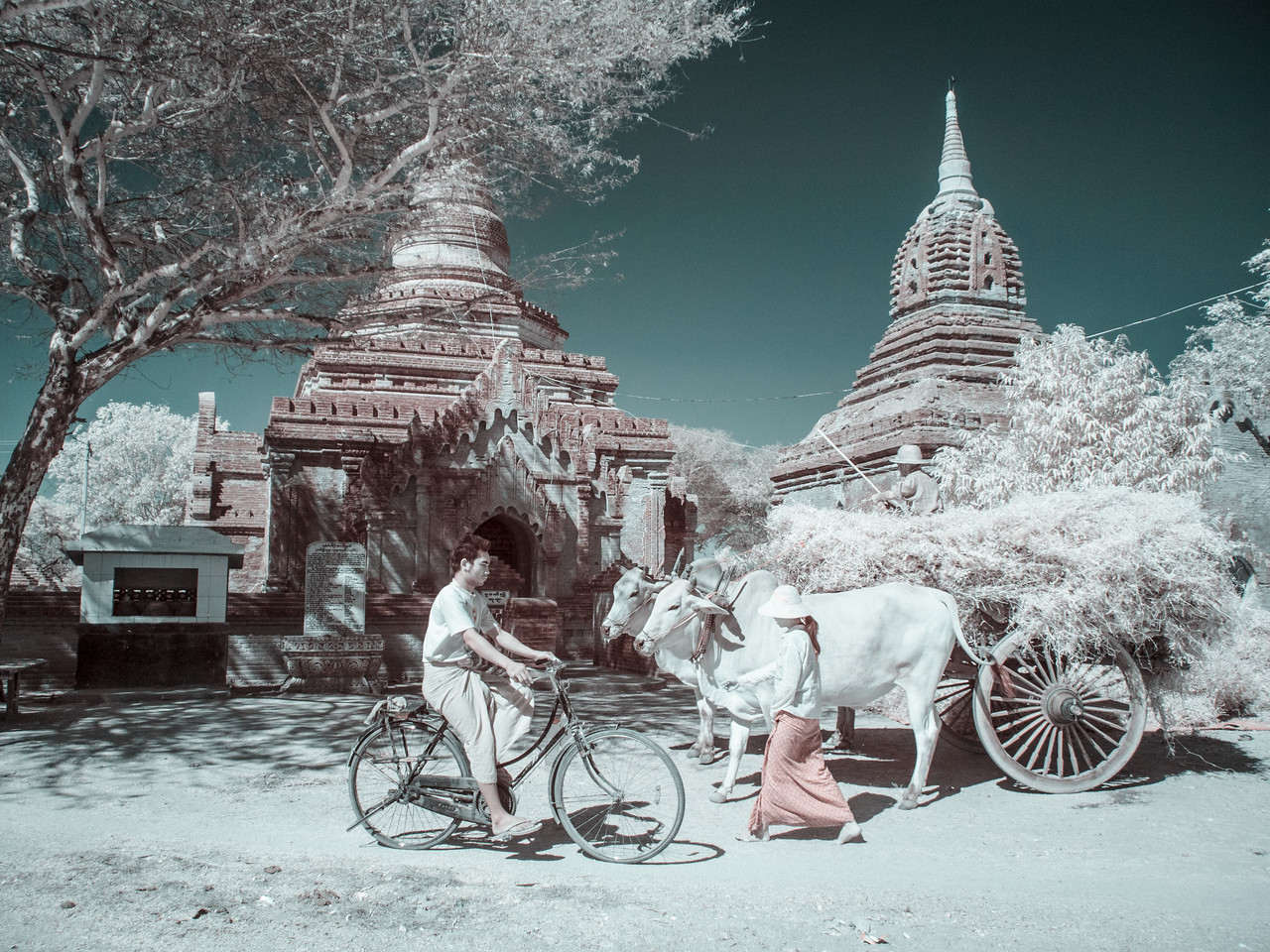 Bagan Infrared With Swap
