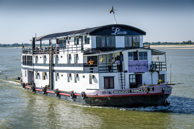 Goodbye Irrawaddy Princess II.