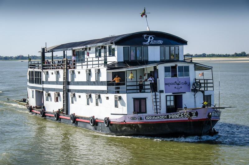 Goodbye Irrawaddy Princess II.