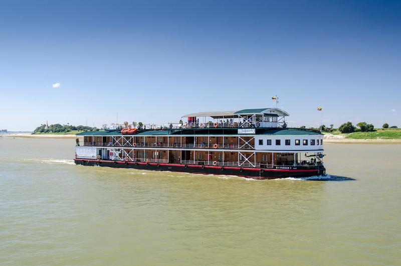 Pandow cruise lines is a luxury line in Myanmar.