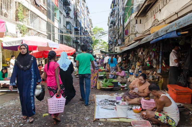 Market street.