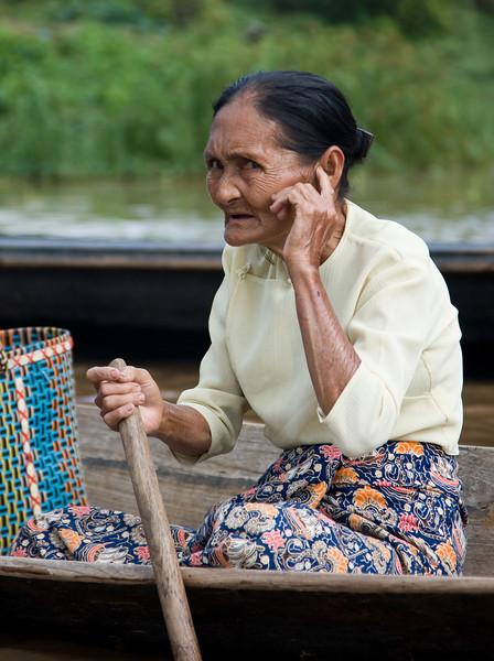 Eh, sonny?<br /> <br /> Location: Inle Lake, Myanmar<br /> <br /> Lens used: 24-105mm f4.0 IS