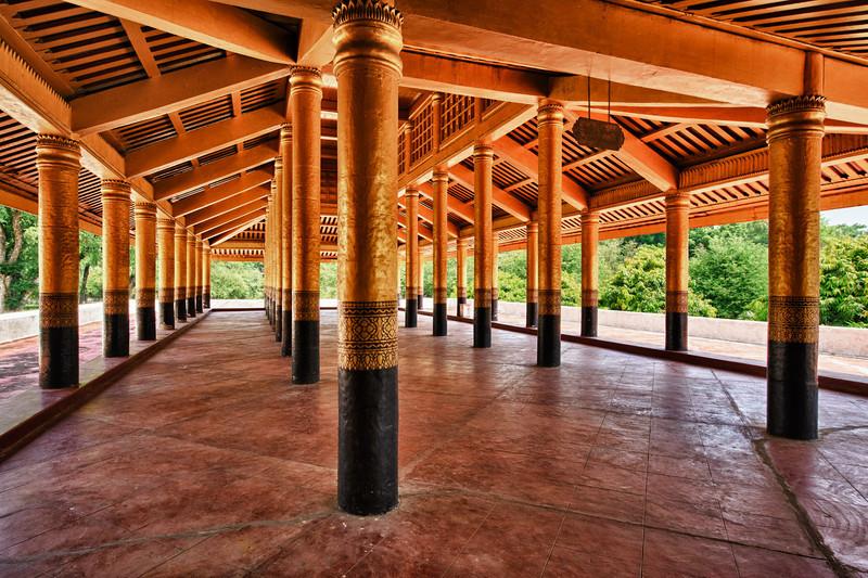 Mandalay Palace HDR