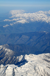 Flying to Leh...from the window on the plane...