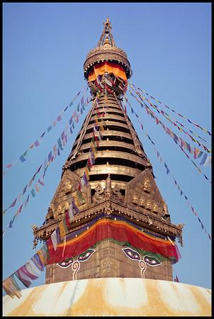 Swanambunath (monkey temple), Kathmandu