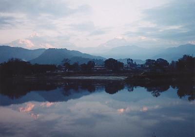 Phewar Tal, Pokhara