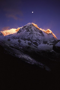 View from Annapurna Base Camp2, nepal