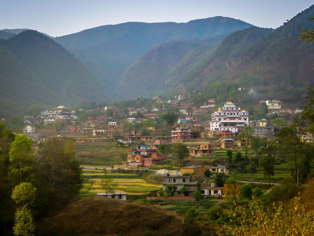 Pharping, Nepal